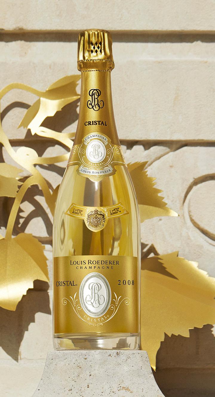 Champagnes, Vins Mousseux Champagne Roederer 2008