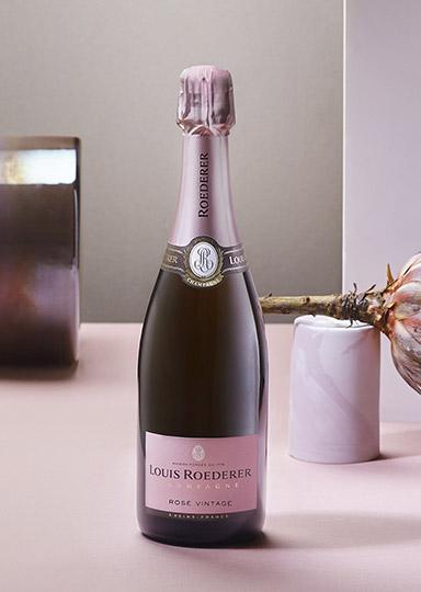 Louis Roederer - Rosé Vintage